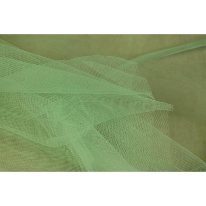Bruids tule Licht groen