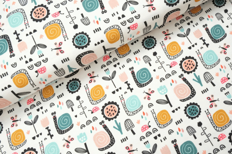 Tricot Funny snails