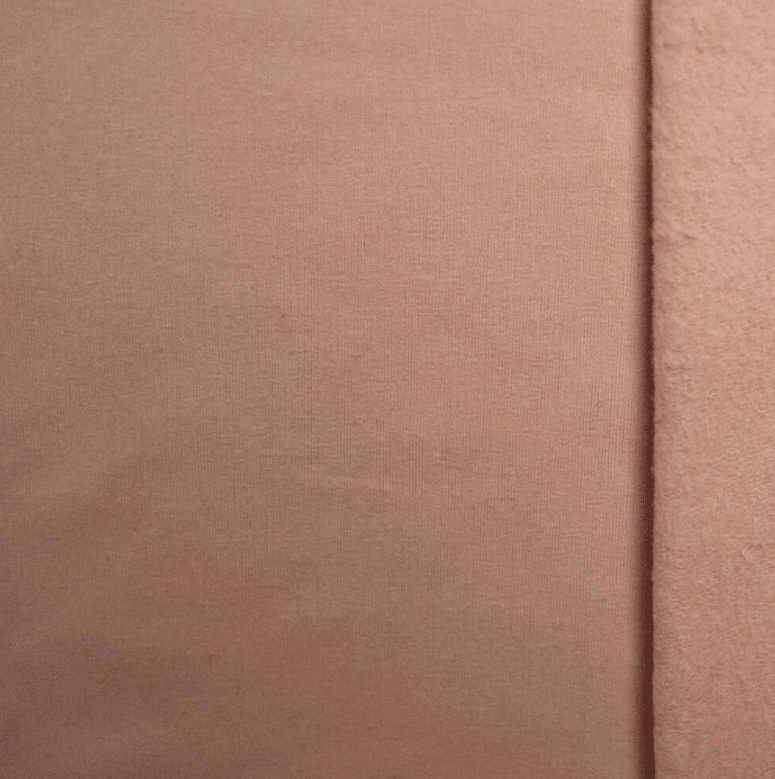 Brushed tricot Mauve