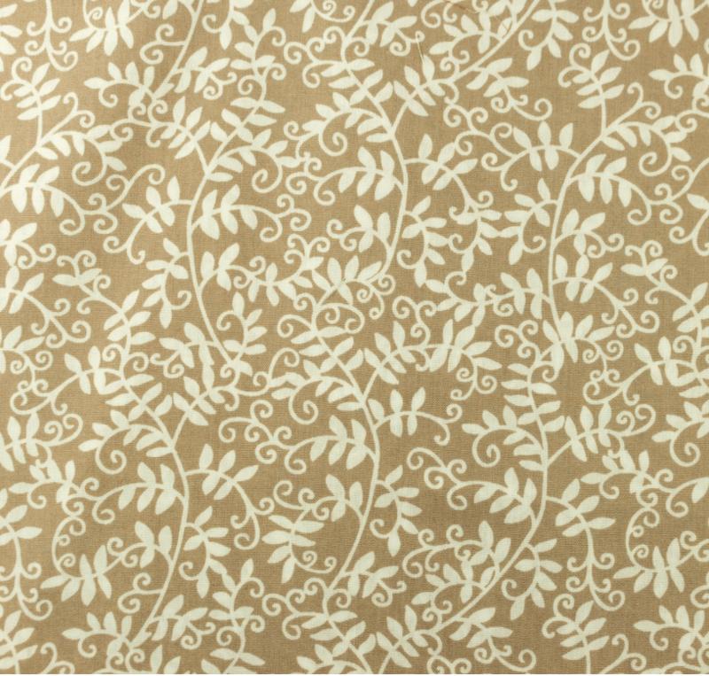 Hydrofiel printed Ivy sand