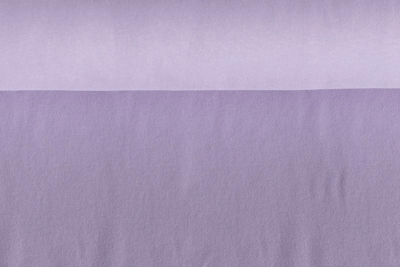 Brushed tricot Lavendel