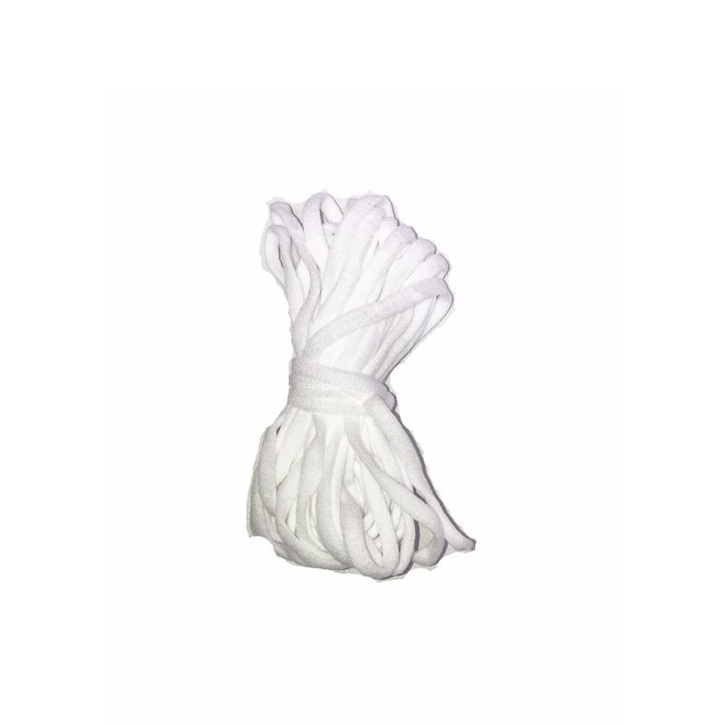 Voordeelbundel Wit elastiek  5 mm