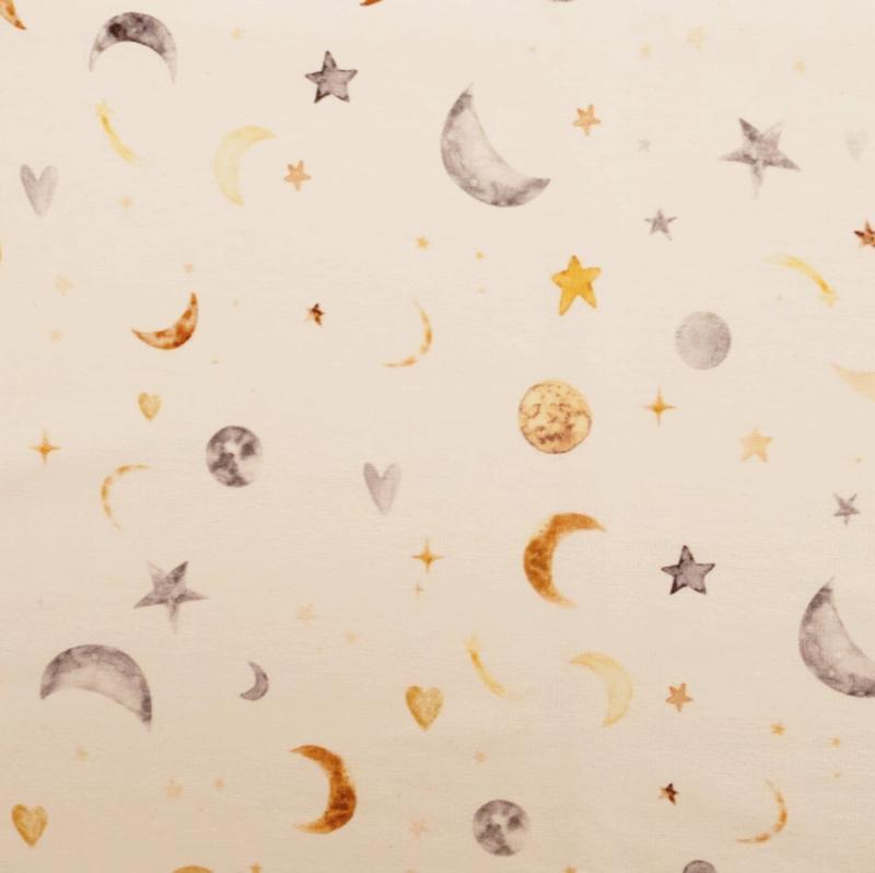 Tricot Stars & moons