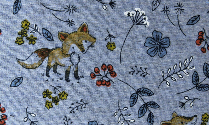 Jogging Alpensweat melange Fox