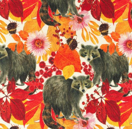 Snoozy tricot Bloemenpracht