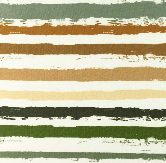 Snoozy Tricot Gekleurde strepen