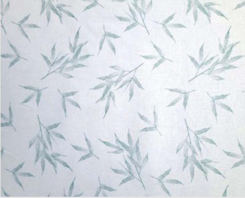 Poplin Pretty bamboe