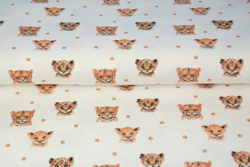 Stenzo tricot printed Cubs