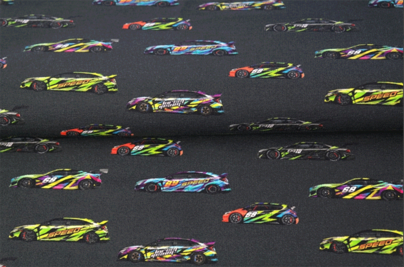 Stenzo French terry Sports cars
