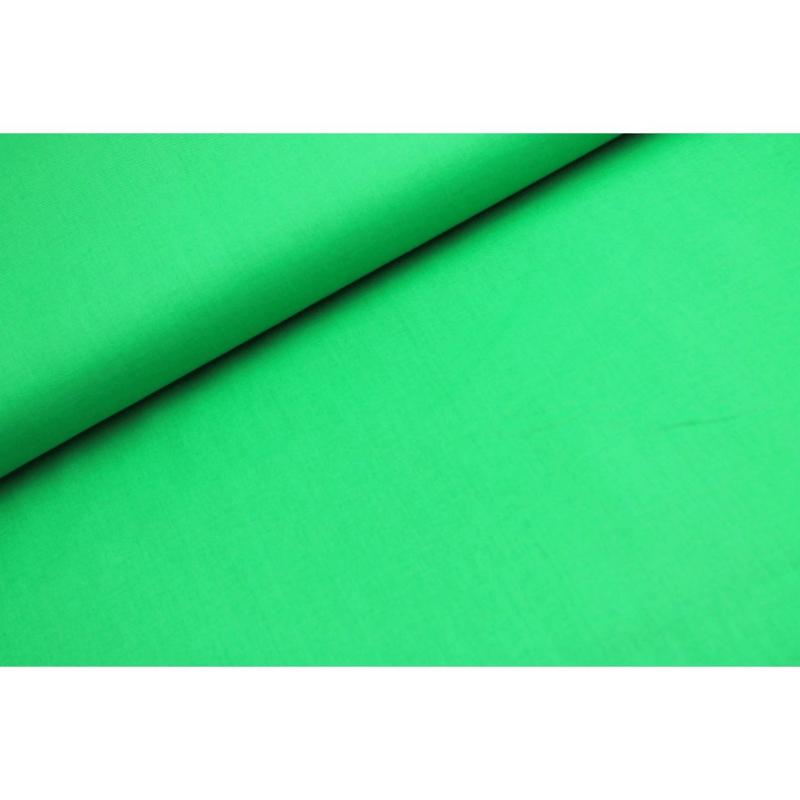 Uni katoen Light green