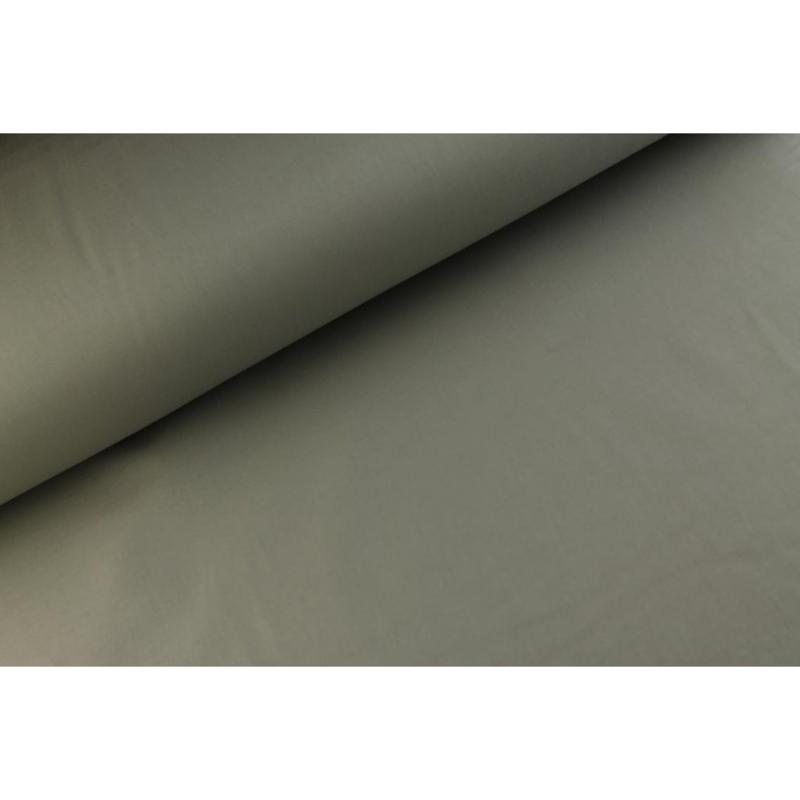 Lakenkatoen Zilver grijs