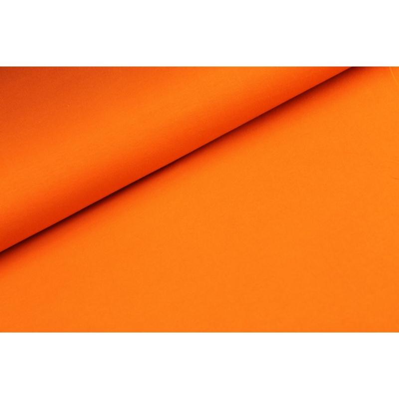 Katoen tricot Oranje