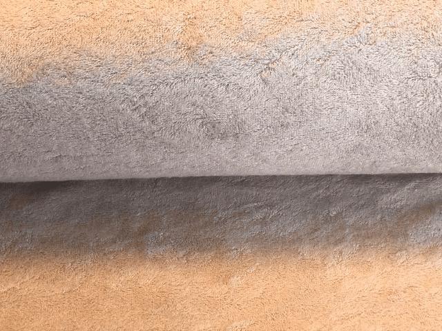 Bamboe badstof Licht sand