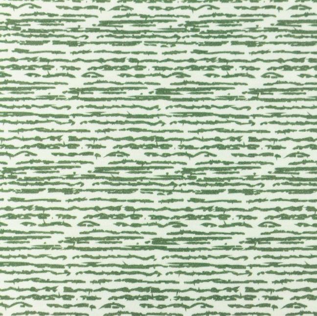 Hydrofiel Printed code oudgroen