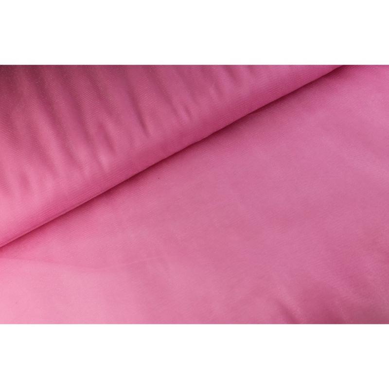Glans tule Midden roze