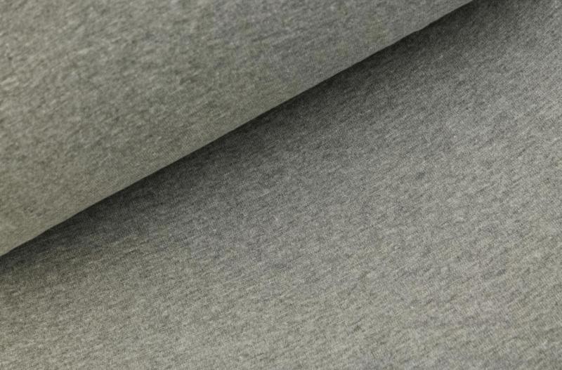 Boordstof Grey melange