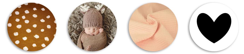 Leuke lieve babystofjes en naaibenodigdheden koop je op babystofjes.nl