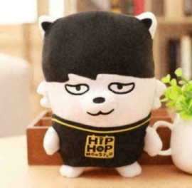 BTS JIMIN knuffels knuffel pluche plush toys Kpop 25cm