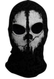 Game CALL OF DUTY GHOSTS Maskers Cosplay Role Play