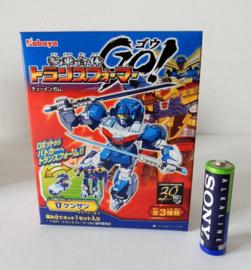Transformers GO KABAYA COMBINER Set: Jinbu Ganoh Kenzan Japan Tomy Takara