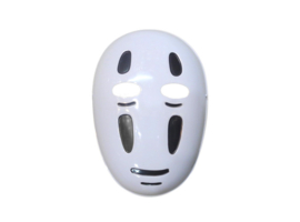 Spirited Away Kaonashi no face mask cosplay masker