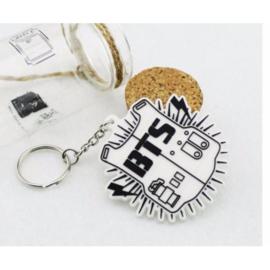 BTS Sleutelhanger Sleutelhangers KPOP Korea