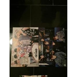 got7 GOT 7 posters poster kpop Korea D set