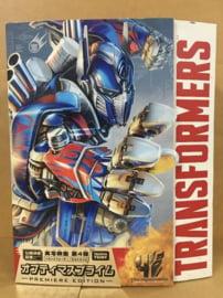 Transformers 4 Takara Tomy Age Of Extinction 1st Premiere Edition Optimus Prime