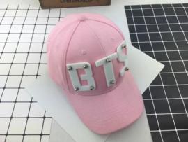 Kpop BTS BTS Bangtan boys pet cap roze Korea