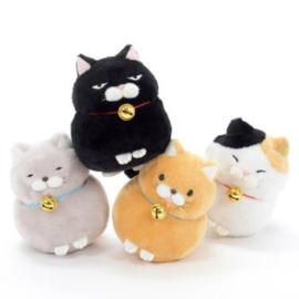 Hige Manjyu Sleeping Cat Plush amuse kat poes knuffel pluche