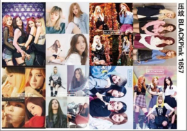 Kpop black pink poster posters