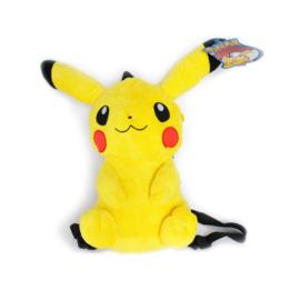 Pokemon Pikachu Polyester plush rugzak