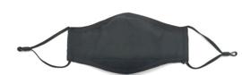 kind katoenen mondkapje Kinderen Niet-medische mondkapje mondmasker mondkapjes mondkaps mondmaskers zwart