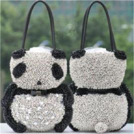Panda Tas Japan Merk Famous Glamour Super Ster Import