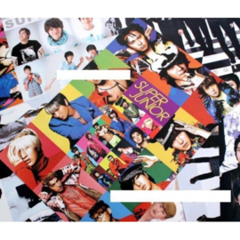 Koreaanse Korean Kpop Band superjunior Posters super junior