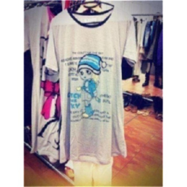 Kawaii leuke Japan Import One Size tshirt Merk NEW