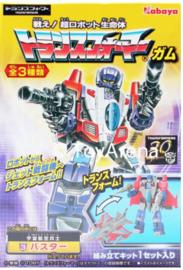 Transformers Kabaya mini model kit
