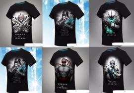 Gaming kleding League Of Legends T-Shirt Shirt