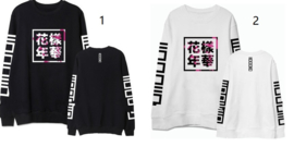 BTS The Most Beautiful Moment In Life trui hoodie shirt kleding sweater clothes