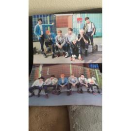 BTS posters poster kpop poster Korea bangtan boys E set