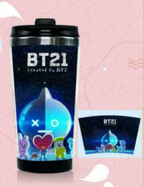 BTS BT21 KPOP beker bekers cups cup