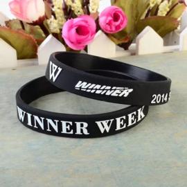 Kpop zwarte WINNER weekend armband armbanden bracelet