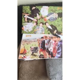 BTS posters poster kpop poster Korea bangtan boys I set