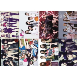 Koreaanse Korean Kpop Band FX Posters