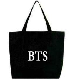 BTS Tas Handtas tassen Bangtan Boys Kpop Zwart