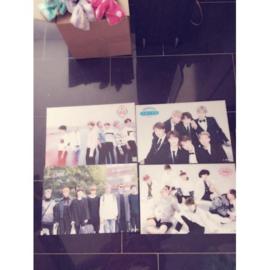 BTS Kpop Posters Poster Korea Korean Koreaanse Muziek Pop F set