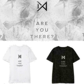 MONSTA X TAKE.1 ARE YOU THERE T-shirt shirt tshirt topjes