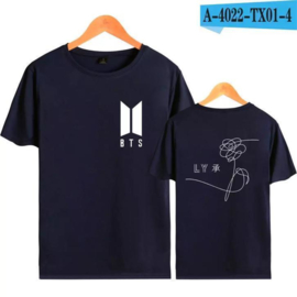 Kpop BTS Bangtan Boys love yourself t-shirt shirt topjes top