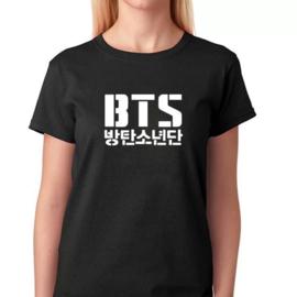 Bangtan Boys BTS kpop t-shirt shirt topjes tops Korea