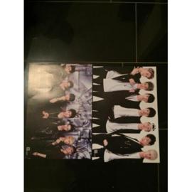 got7 GOT 7 posters poster kpop Korea B set